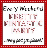 Welcome to the pretty pintastic party!