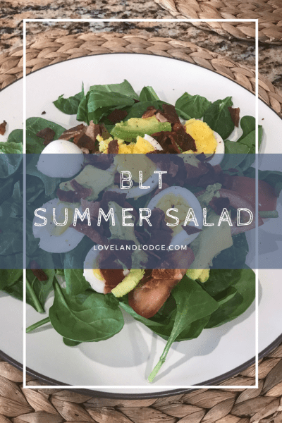 Summer Recipes: BLT Salad