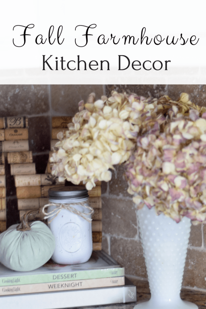Fall kitchen ideas for farmhouse decor