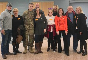 The Loveland Intermediate School board and the McGuire family
