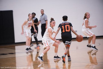 """Colleen """"Jelly"""" Swift defends against Withrow"""