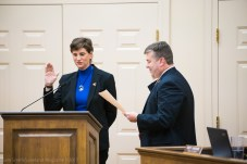Kathy Bailey accepts role as mayor