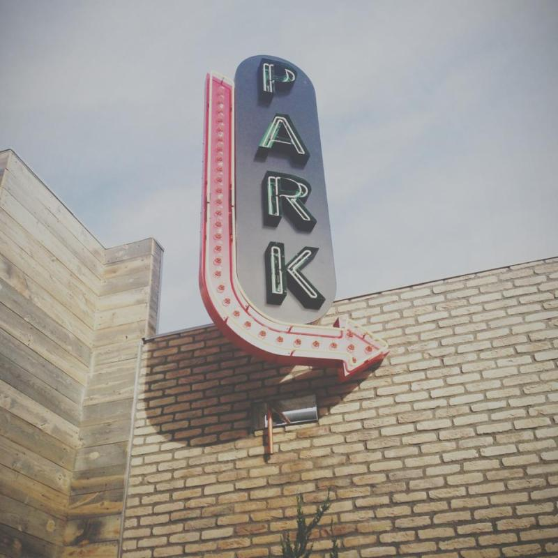 Park it here.