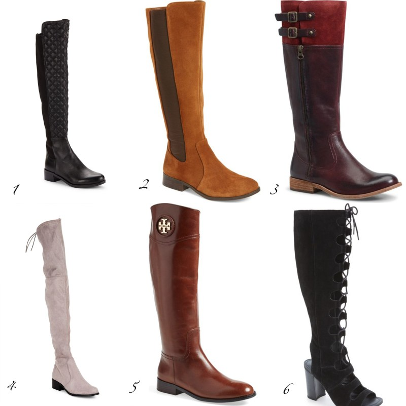 Sunday Styles – Knee-High Boots