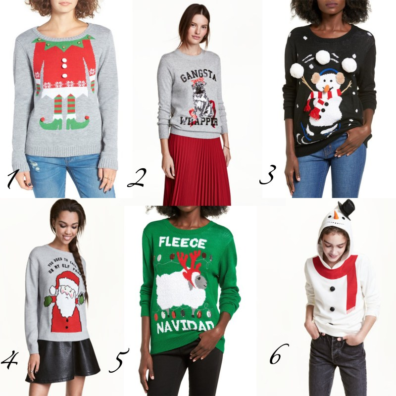 Sunday Styles – Ugly Sweaters