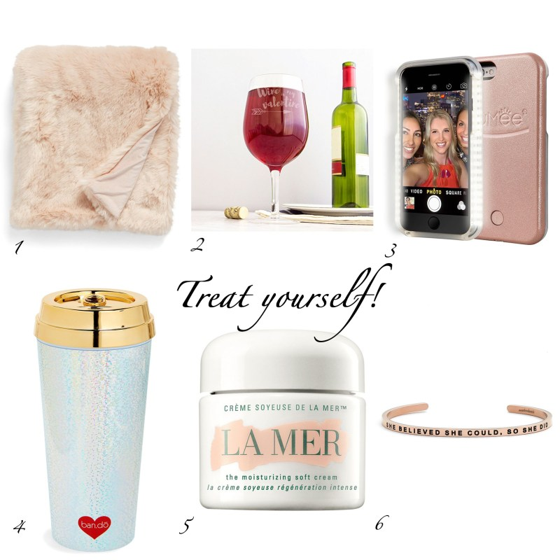 Sunday Styles – Treat Yourself
