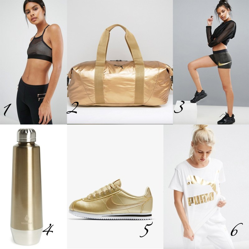 Sunday Styles – Gold Gym Gear