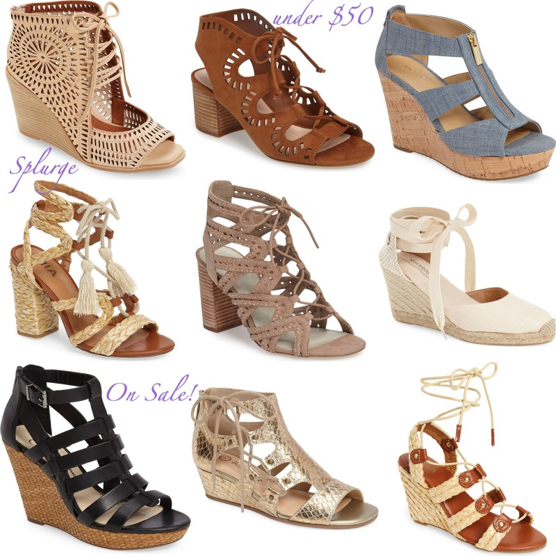 Sunday Styles – Spring Sandals