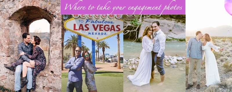 Where to take your Engagement Photos