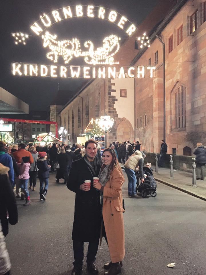 nuremberg christmas market - lovelaughexplore.com
