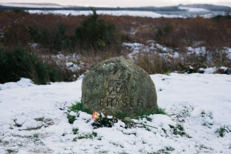 Visiting the Battle of Culloden
