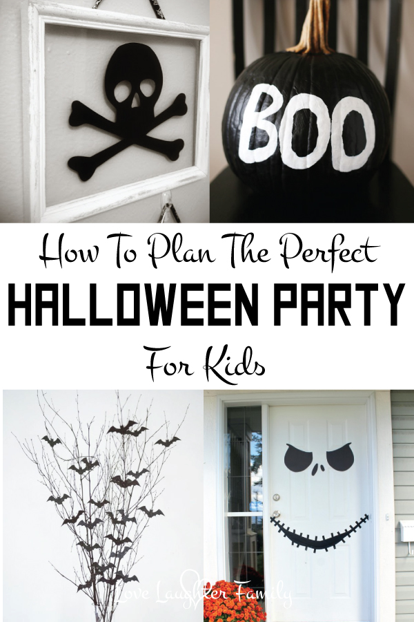 This is how you can plan the perfect Halloween party that all of the kids and adults will love!