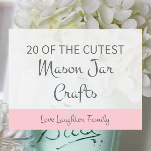 20 of The Cutest Mason Jar Craft Ideas For Your Home. Home Mason Jar Crafts. The Best Jar Craft Ideas