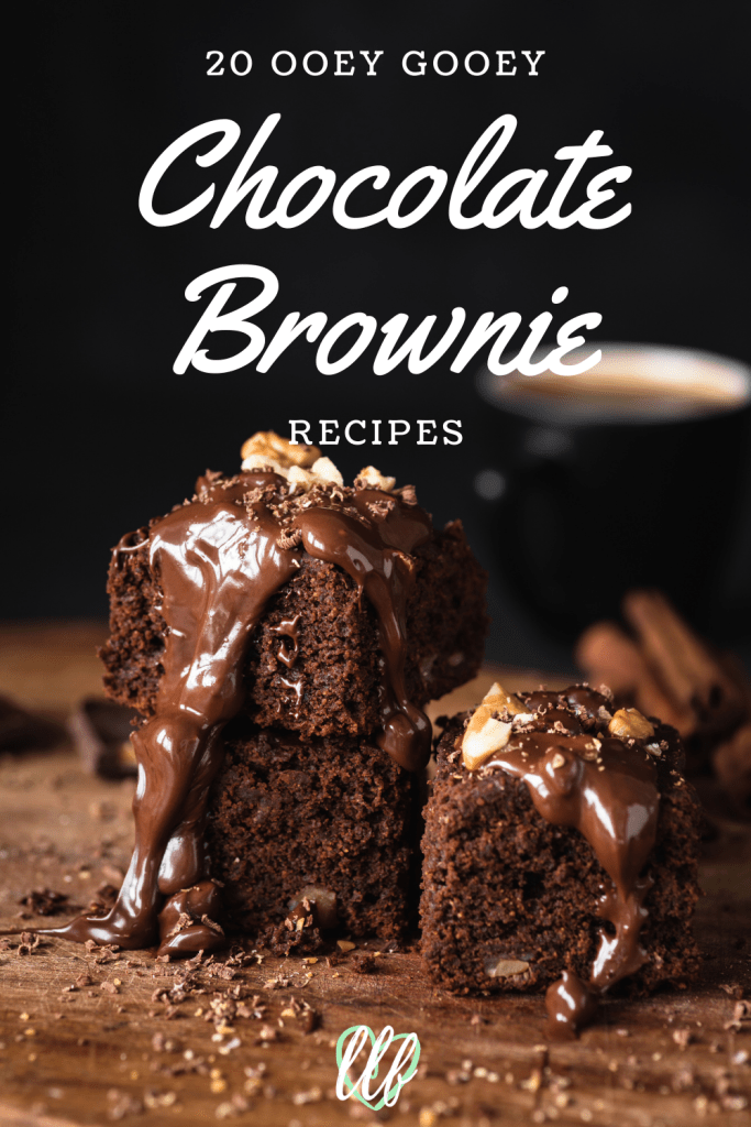 Need a yummy chocolate brownie recipe to make with the kids? Here are 20 amazing ooey gooey chocolate brownie recipes you can try today.