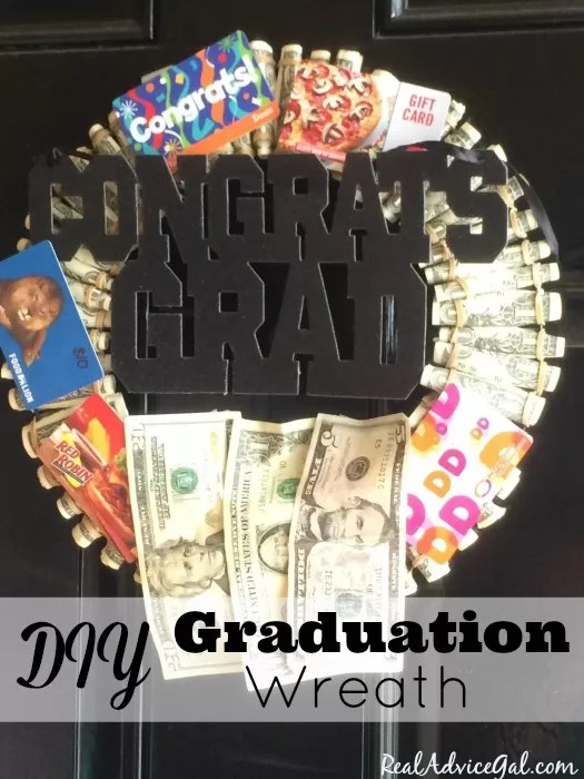 Graduation Personalized Gifts Money Necklace Love