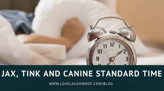 Jax, Tink and Canine Standard Time