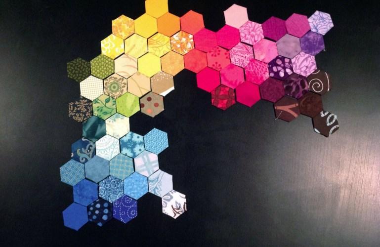 WIP Wednesday – Hexagons