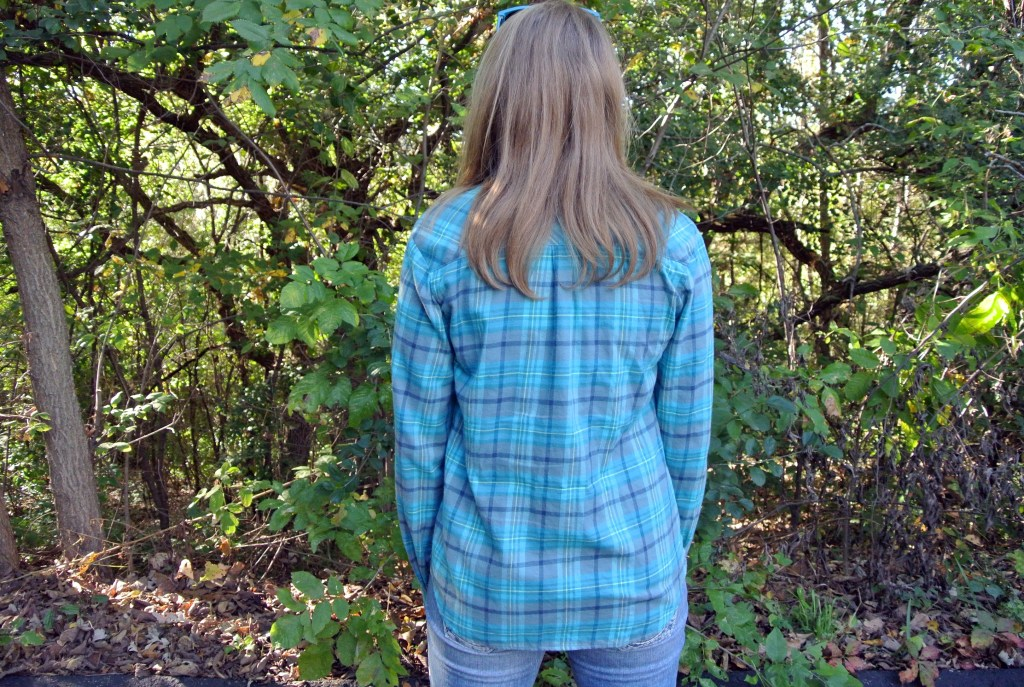 Lovelea Designs: Plaid Grainline Archer Button Up