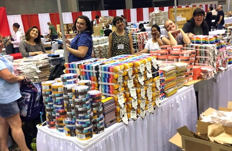 St. Louis Quilt Market 2017