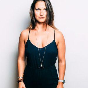Kailey Seabrooke, holistic nutritionist.