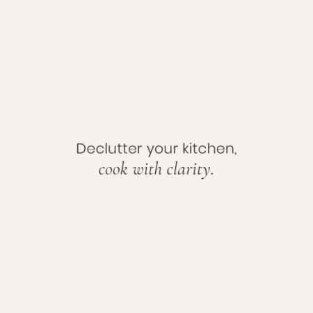 The 5-Day Kitchen Challenge