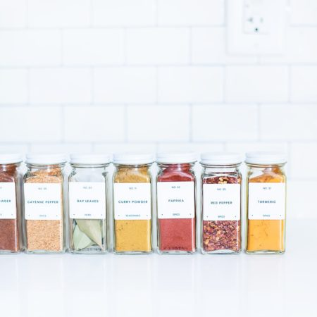 Introducing Loveleaf Co. Spice and Pantry Labels!