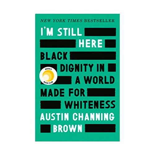 I'm Still Here book.