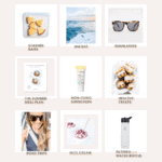 Images of June health and wellness favorites by Loveleaf Co.