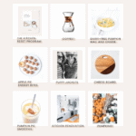 Images of September health and wellness favorites by Loveleaf Co.