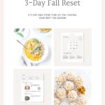 Loveleaf Co. 3-Day Fall Reset