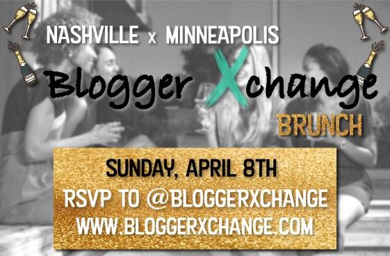 Blogger Brunch