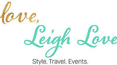 love, Leigh Love