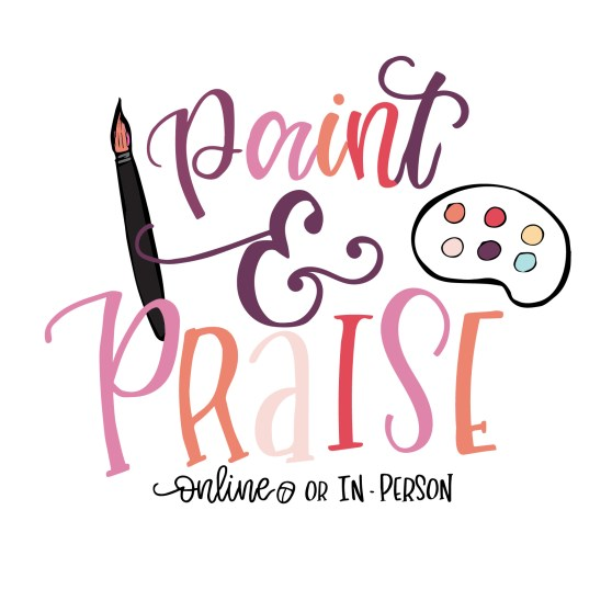 paint and praise logo