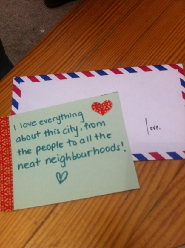 toronto, love lettering project, ps kensington, love, toronto, neighbourhoods