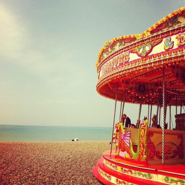 A Brighton merry-go-round