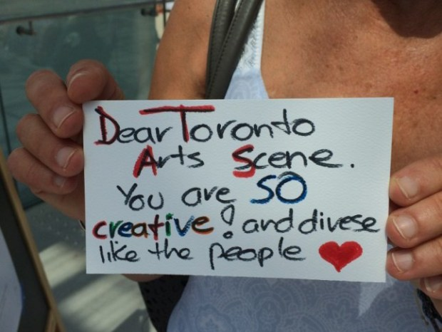 Lindsay Zier-Vogel, love lettering project, art now, TOAE, toronto