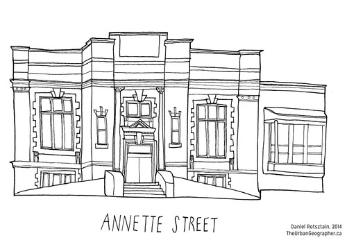 annette st library