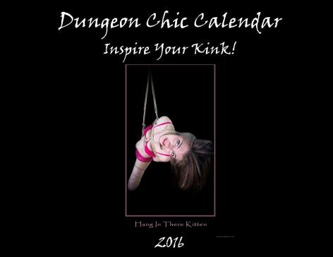 Dungeon Chic 2016 cover