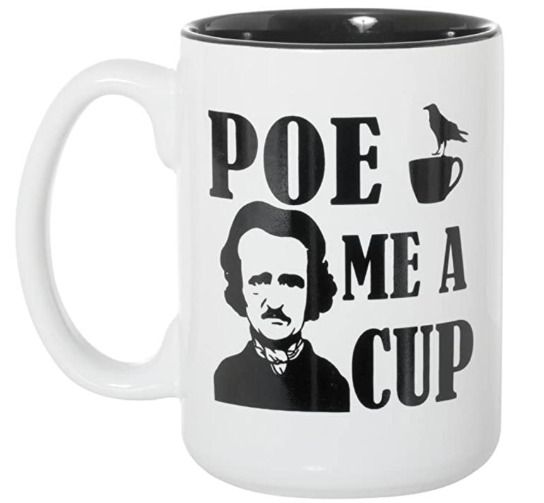 Poe Me a Cup Mug