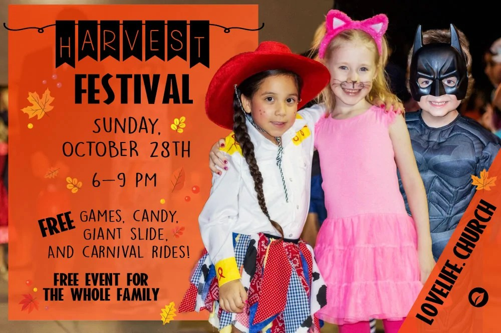Join us for this FREE event for the whole family!
