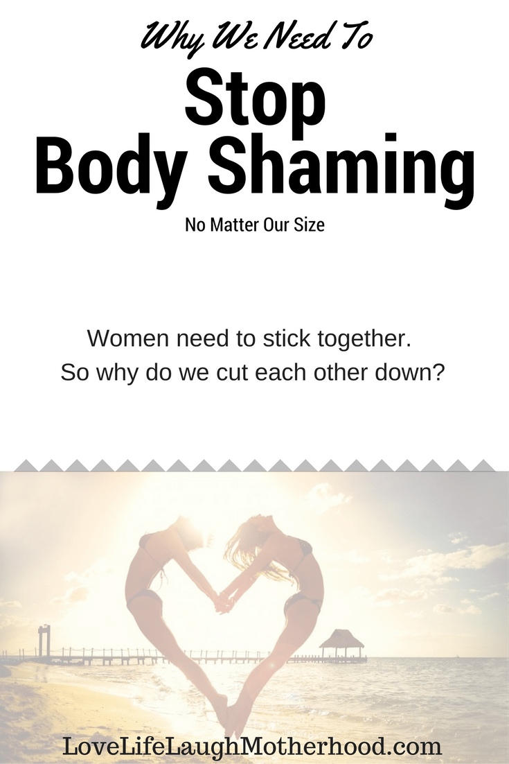Why We Need To Ultimately Stop Body Shaming And Practice Real Body Acceptance