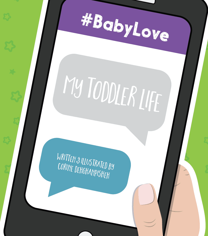 #BabyLove:My Toddler Life Book Review & Giveaway