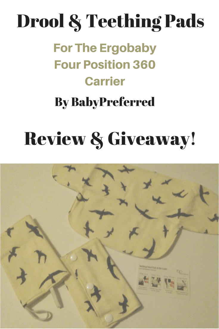 Drool & Teething Pads by BabyPreferred