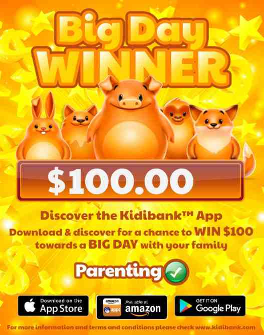 KidiBank Big Day Event Competition