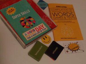 Super Skills Box Language Building