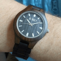 Casual But Classy Dad Style with Jord Wood Watches
