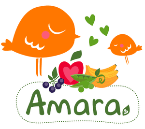 Best Organic Baby Food Pouches with Amara Organic Baby Food