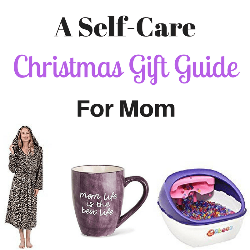 A Self-Care Christmas Gift Guide For Mom