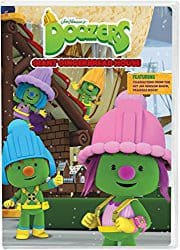 Doozers Giant Gingerbread House DVD Review & Giveaway