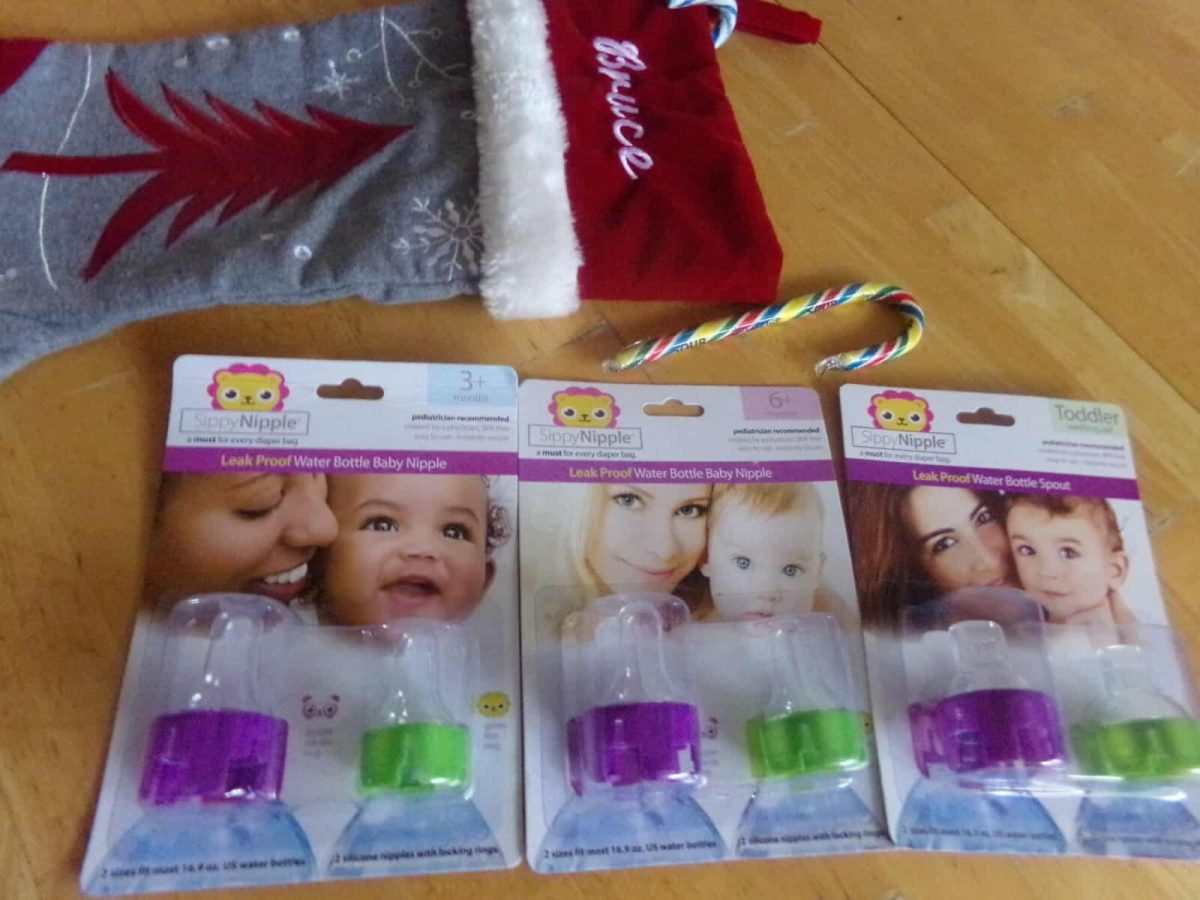 Why SippyNipple Makes The Best Stocking Stuffers For Christmas